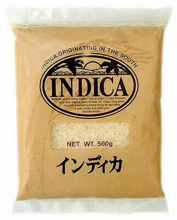 日本産インディカ米