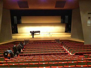青梅市民会館大ホール