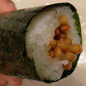 わたしが食べられる数少ないお寿司のひとつ