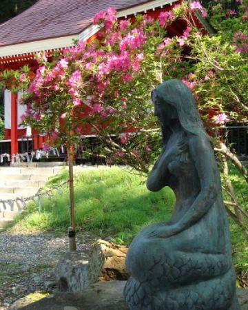 あの田沢湖の辰子姫みたいなんでしょ?