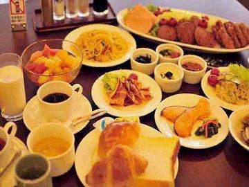 『ハイパーホテルズパサージュ』の朝食