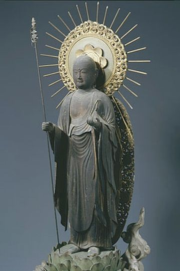 興福寺『木造地蔵菩薩立像(重要文化財)』