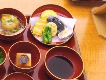 一番豪勢なのは、この天ぷら