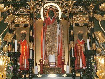 『恐山菩提寺』の地蔵菩薩