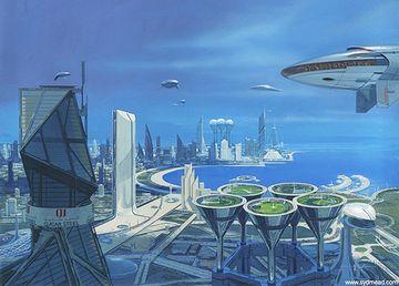 SFみたいな世界