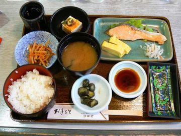 「レストラン つばさ」和定食