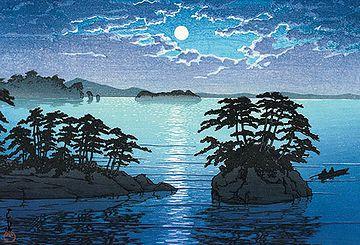 ジグソーパズル「松島双子島」(1,000ピース)