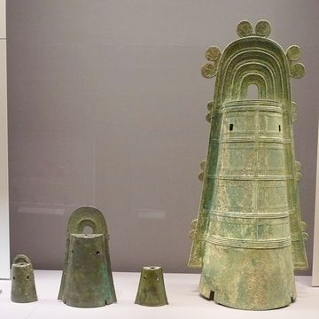 各年代の銅鐸