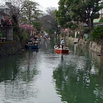柳川。住んでみたい街のひとつです。