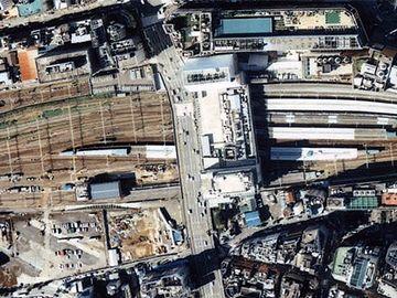 『新宿陸橋』