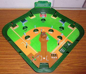 野球は、コリントゲームとは違います