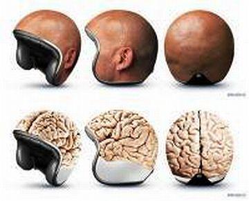 ヘルメットにすべき