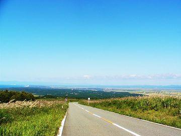 羽州街道から、男鹿街道が分かれます