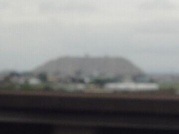 プリンみたいな山