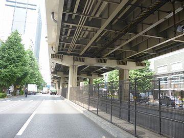 上野駅から間近