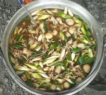 何で大鍋で作ると、美味しいんだろう?