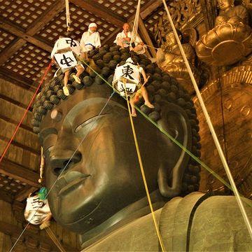 奈良『東大寺』の大仏