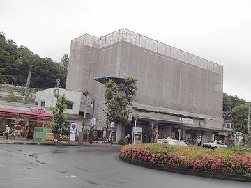 『青梅駅』です