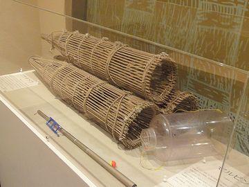 水郷葛飾に伝わる、魚採りの道具