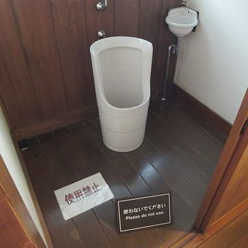 撮ったのは、またトイレです