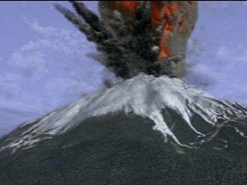 富士山が噴火する可能性だってある