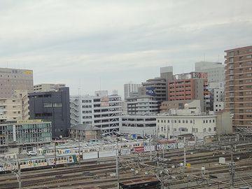 高崎市街です