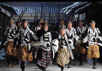 堀部金丸、安兵衛親子は、この後、四十七士として、吉良邸への討ち入りに参加
