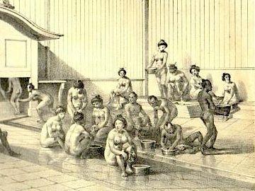 ペリー艦隊の『日本遠征記』の挿絵