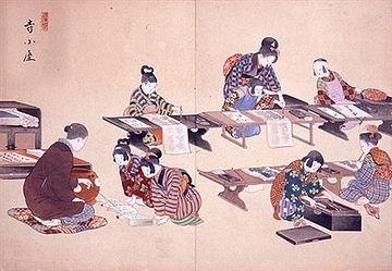 、江戸では、庶民の70~80%が、読み書きできたとか