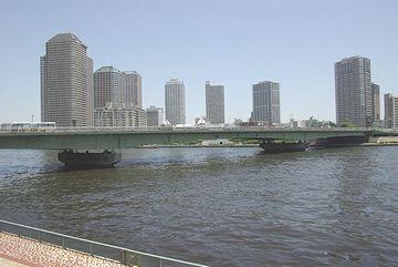 『佃大橋』
