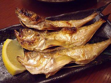 一般的なのは、焼き魚ですね