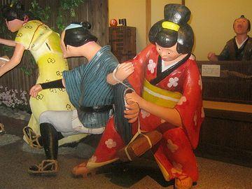静岡市にある『おもしろ宿場館』