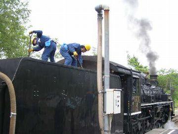 石炭ならし