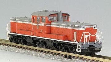 、DD51を改造した車両