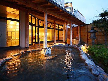 「杉乃井ホテル」宿泊者専用のお風呂