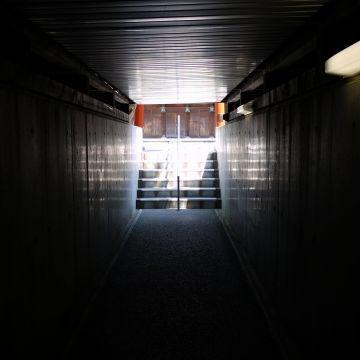 もっといいトンネル画像がありました