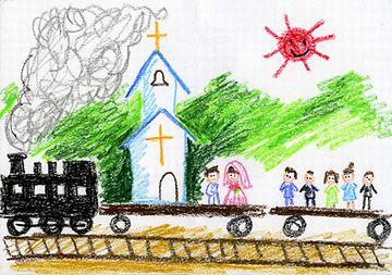 鉄道結婚式