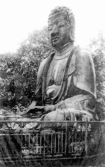 『上野大仏』
