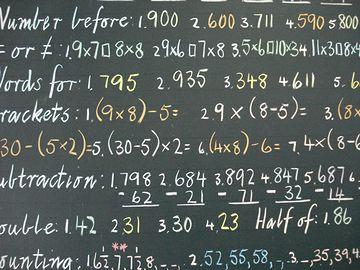 医者に数学の理屈を説くってのは、気持ちがいいな