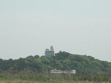 桂浜荘・立地