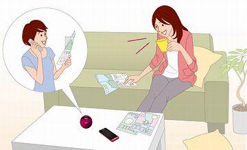スマホのハンズフリーキットを使った電話のトリックなんて、これまであった?