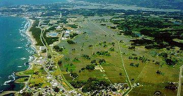 江戸時代の地震で、象潟が持ちあがって陸地になったでしょ