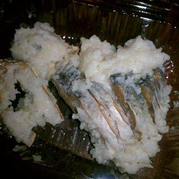 なれ鮨って、琵琶湖あたりの鮒が有名だよね