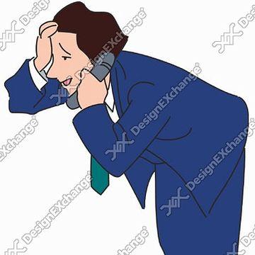 昔は、電話機を耳に当てながら、最敬礼したりしたものだ