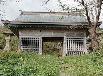 赤神神社・山門