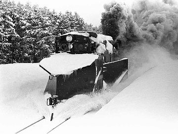 ラッセル蒸気機関車