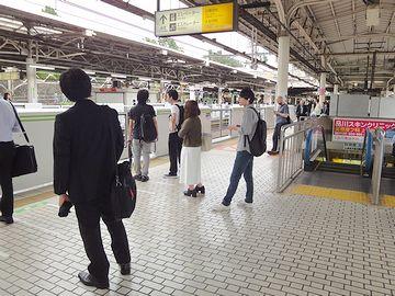 これも、上野駅です