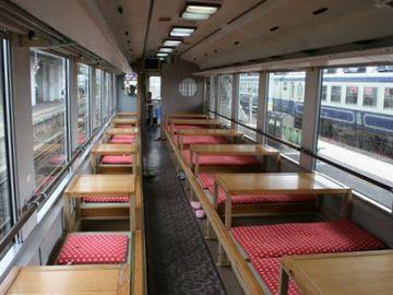 トロッコ列車・お座敷車両