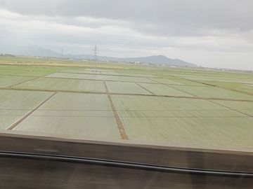『新潟駅』到着まで、あと8分