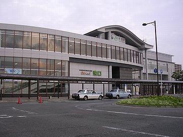 秋田駅・東口